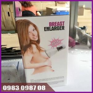 Máy massage tự động hút nở ngực Breast Enlarger