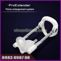 Làm dài dương vật  với máy tập Pro Extender