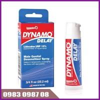 Dynamo Delay thuốc xịt kéo dài thời gian quan hệ