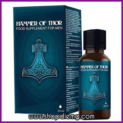 Giọt dưỡng chất Hammer Of Thor Ấn Độ