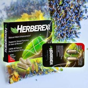 Herberex thuốc uống tăng cường sinh lý nam giới