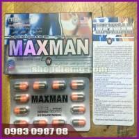 Thuốc tăng cường sinh lý nam maxman 3800mg