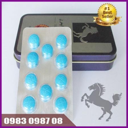 Thuốc cường dương Ngựa Thái 9800mg