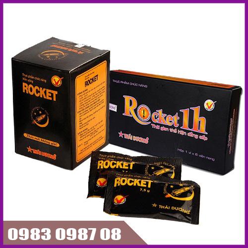 Thuốc tăng cường sinh lực rocket 1h