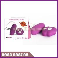 Trứng rung tình yêu không dây massage điểm g
