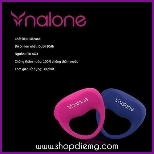 Vòng rung tình yêu cao cấp Nalone Ping