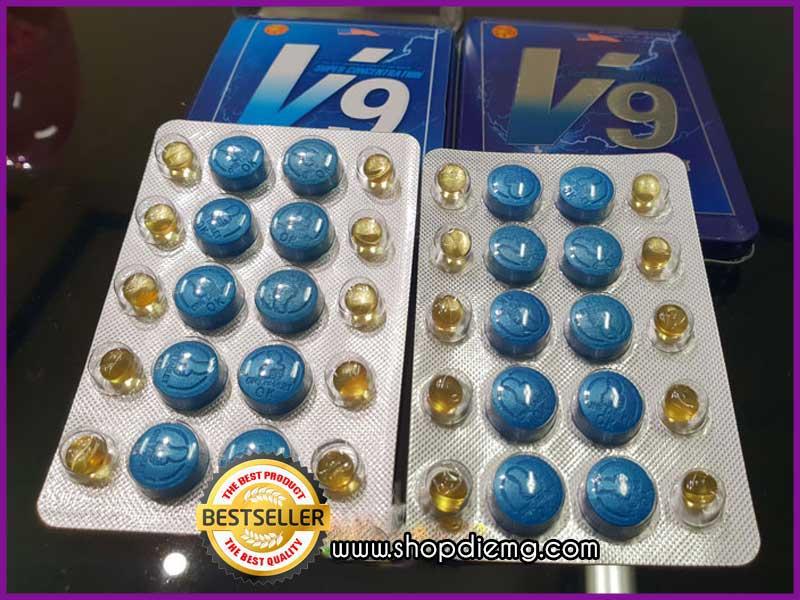 ThuốcV9 tăngcường dương nam