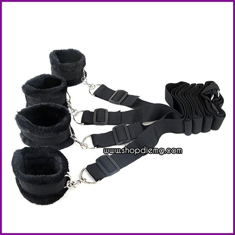 Bộ dây treo chân tay lên cửa cho cuộc yêu thăng hoa 5