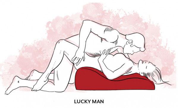 Ghế tình yêu mini làm tình (chịch) nhiều tư thế 9