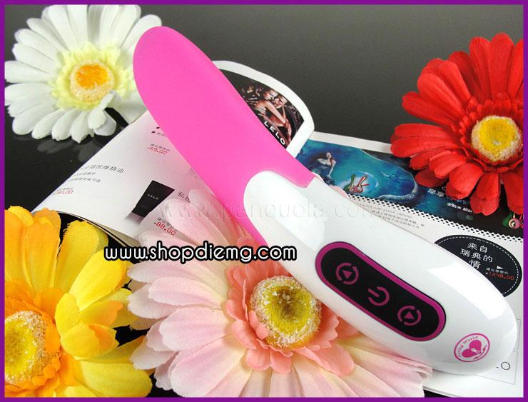 Dụng cụ kích dục nữ - máy rung sextoy kích thích điểm g 1