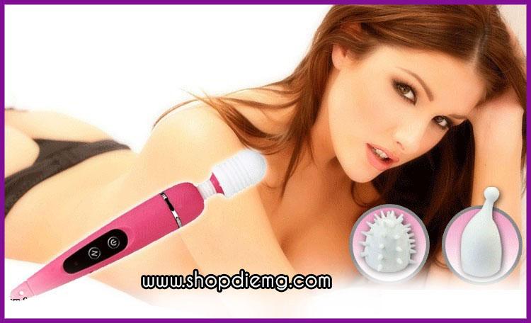 Máy rung massage vùng kín mini cho quý bà thủ dâm