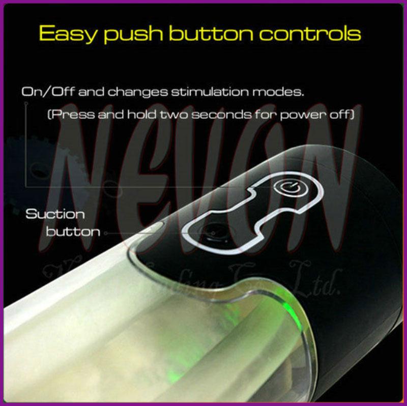 Máy thủ dâm youcup dance đèn LED độc đáo 1