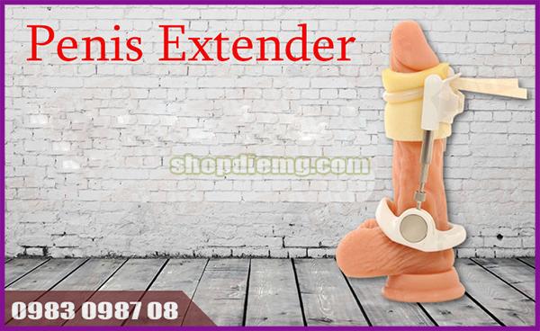 Làm dài dương vật  với máy tập Pro Extender đạt hiệu quả cao