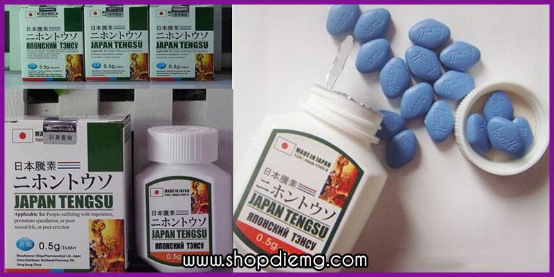 Japan Tengsu thuốc cường dương nhật bản 2