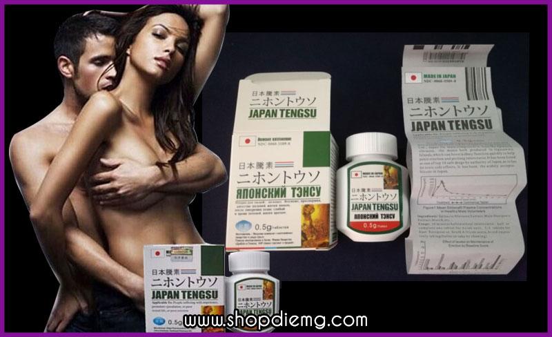 Japan Tengsu thuốc cường dương nhật bản 6