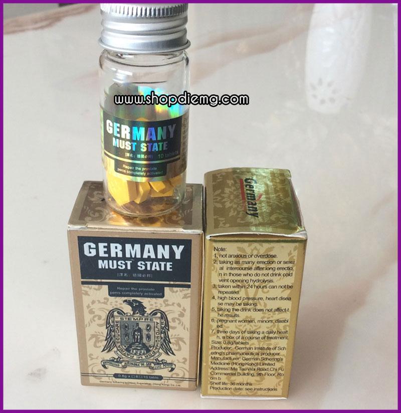 Germany Must State - thuốc tăng cường sinh lực cho nam giới 4