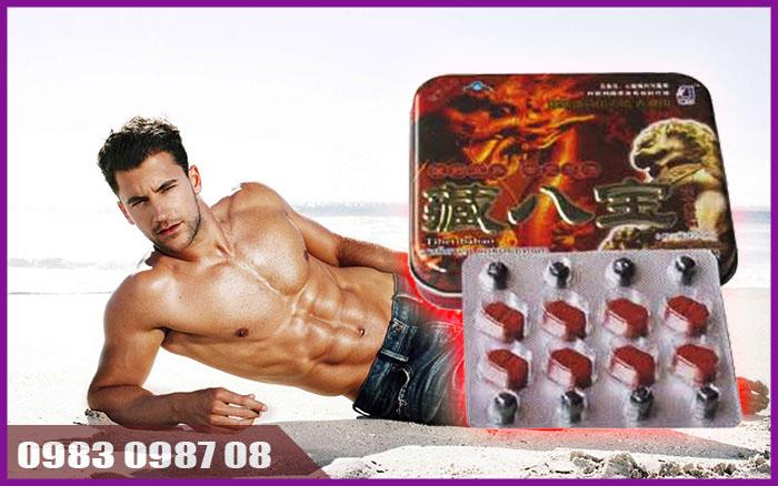 Thuốc Rồng Nâu tăng cường sinh lý, hỗ trợ cương dương số một cho nam giới
