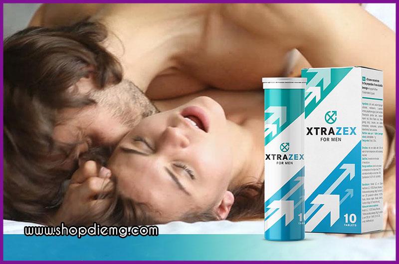 Viên sủi uống XTRAZEX NGA 5