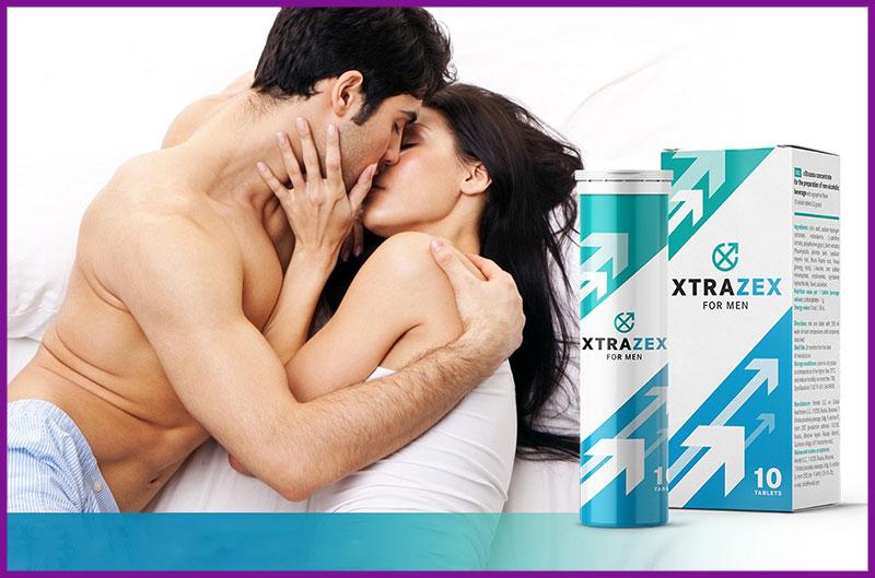 Viên sủi uống XTRAZEX NGA 8
