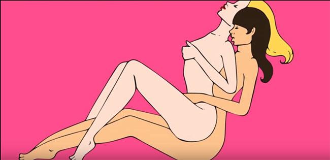 Cách les nữ quan hệ tình dục như thế nào ?