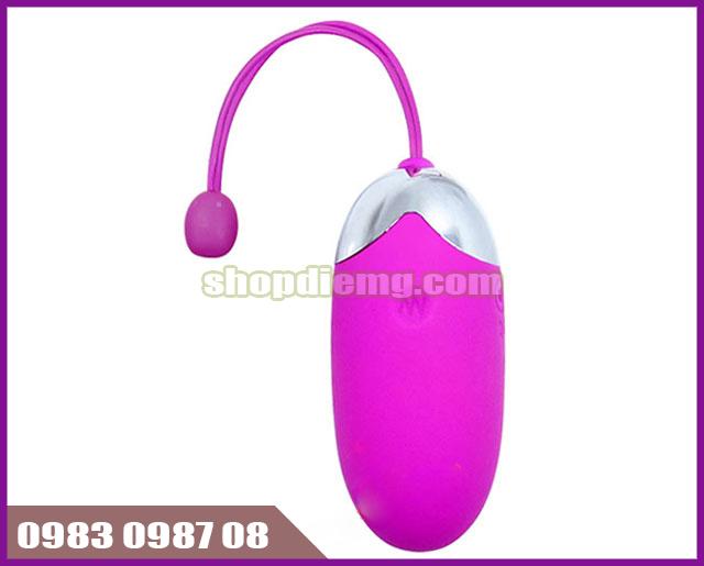 Trứng rung tình yêu không dây kích thích âm đạo