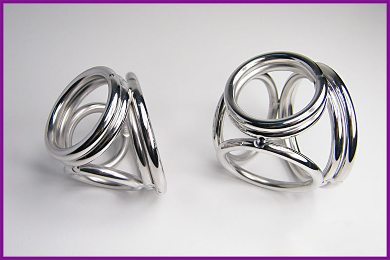 Cụm 4 vòng inox đeo cu tăng cương cứng 4