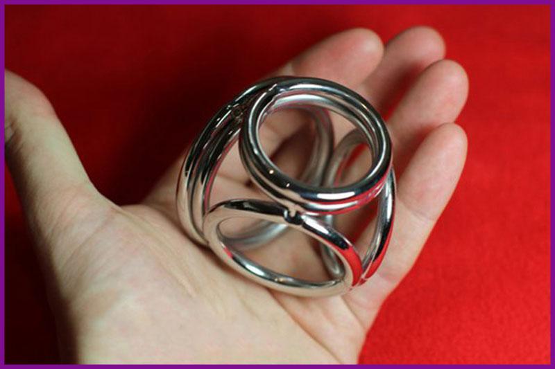 Cụm 4 vòng inox đeo cu tăng cương cứng 5