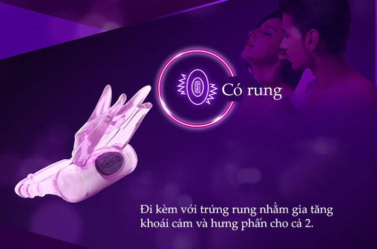 Vòng rung tình yêu Durex Play Bliss, hình lưỡi liếm cực độc 7